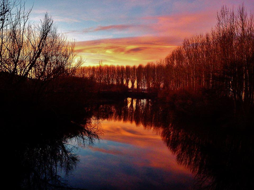 El río Eria